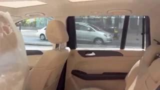 Mercedes Benz GLS SUV-Rear Interiors
