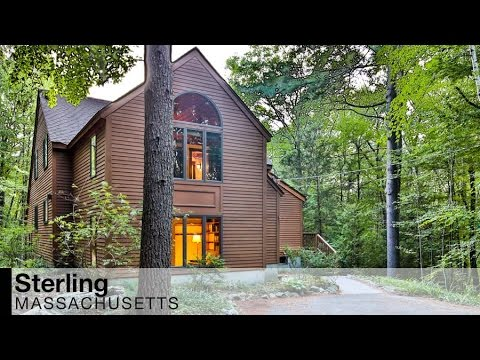 Video of 344 Upper North Row   Sterling, Massachusetts real estate & homes