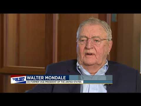 Walter Mondale remembers Bobby Kennedy 6/3/18 KSFY