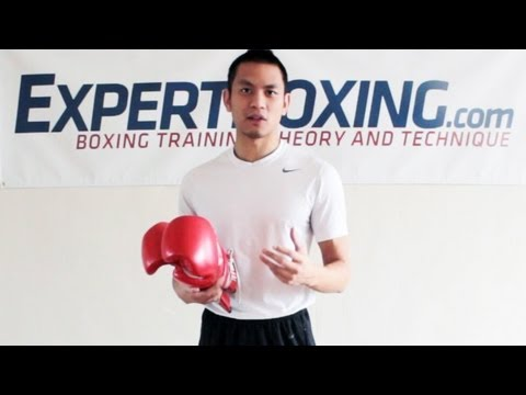 Right Glove Size for Boxing Training Image 1