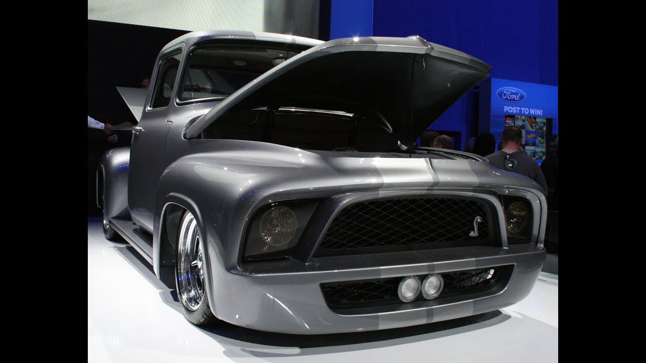 Expendables Ford Truck   Autos Post