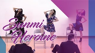 [On One K-Pop]  SUNMI (선미) - Heroine (주인공) Dance Cover