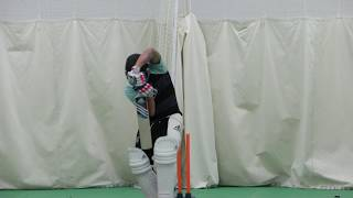 Batting Practice with Jason Roy