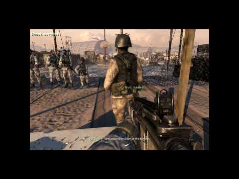 Call of Duty  - Modern Warfare 2 with a Single Core and a low ATi Graphic Card