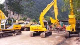 Sumitomo Sh130r3 Excavator