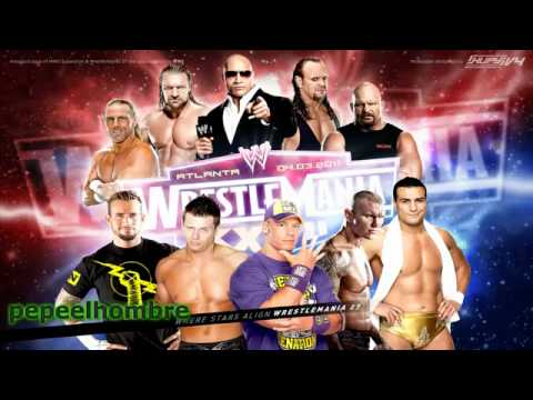 Alvin   The Chipmunks - Wwe Wrestlemania 27 Theme Song