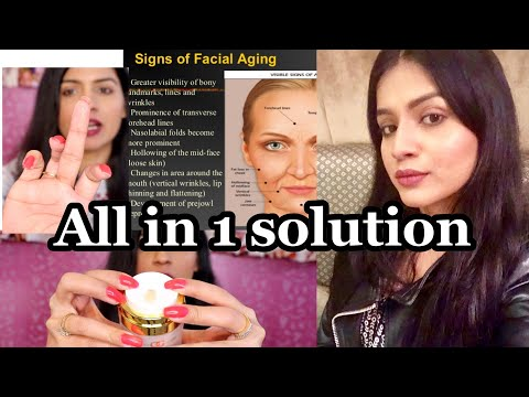 Wrinkles Problem Solution | Best Anti Aging Treatment | झुर्रियाँ कैसे मिटाए | Best Anti Aging Serum