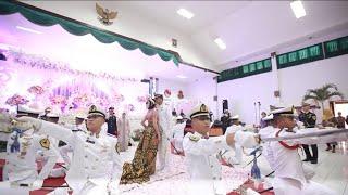 Cinematic Wedding Pedang Pora PIP Semarang Gabriella Radityo