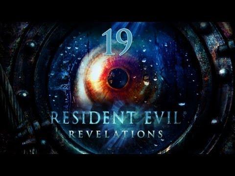 Resident Evil: Revelations - Прохождение pt19