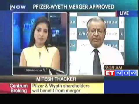 'Pfizer, Wyeth shareholders will benefit from merger'