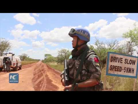 UN officials praise China's contribution to peacekeeping in Africa