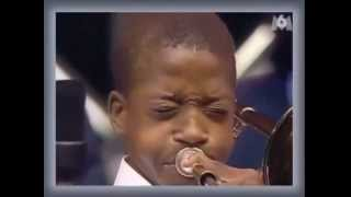 Trombone Shorty At Age 13 2nd Line