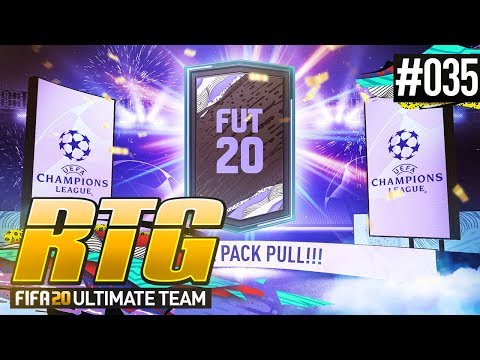 WHAT A PACK! - #FIFA20 Road to Glory! #35 Ultimate Team