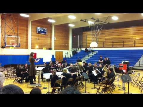 NBMS 8th Grade Band- It Came Upon the Midnight Clear