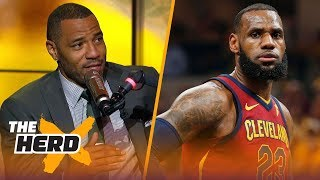 Kenyon Martin on Lebron