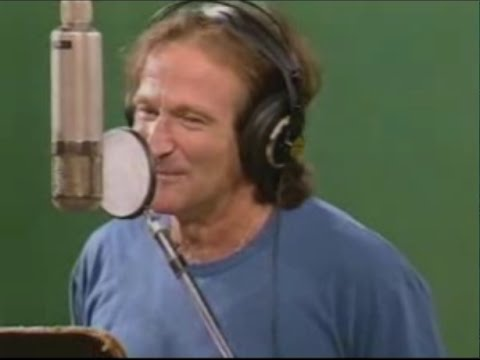 Come Together - Robin Williams y Bobby McFerrin George Martin - In My Life 1998 VHS