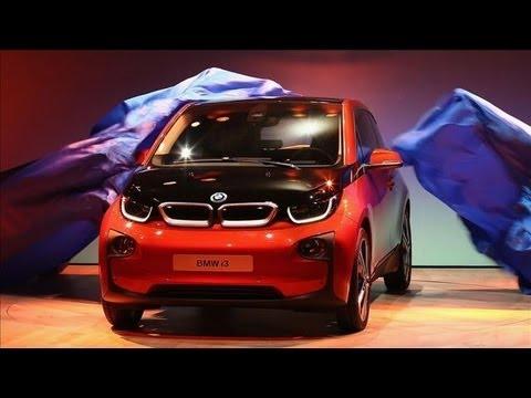 BMW's New Electric Car to Rival Tesla Model S | BMW Electric Car