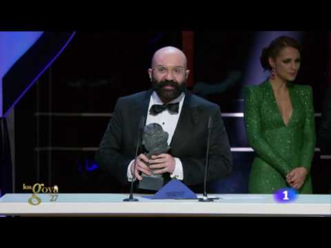 Blancanieves, Mejor Diseño de Vestuario en los Goya 2013