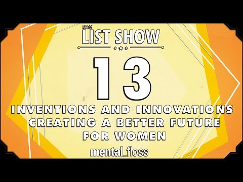 13 Inventions and Innovations Creating a Better Future for Women
