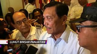 Luhut: Usai Keluar Penjara, Ahok Kampanyekan Jokowi