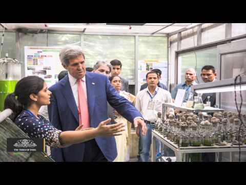 Kerry Boosts Up IITians' Morale - TOI