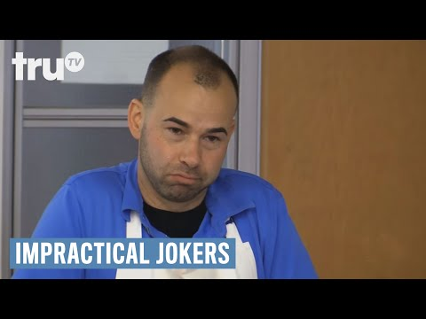 Impractical Jokers - Murr speaks at a food seminar after taking heavy dose of Novacaine