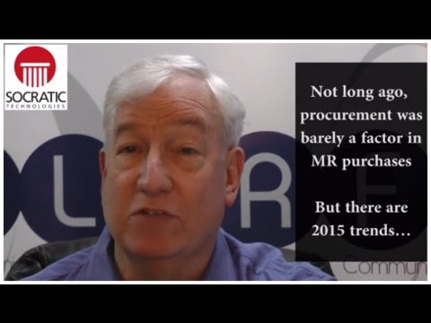 Procurement on MR 2015 buys. UnMetric's SM CI service. New mobile uses. (RBDR 8.20.2015)