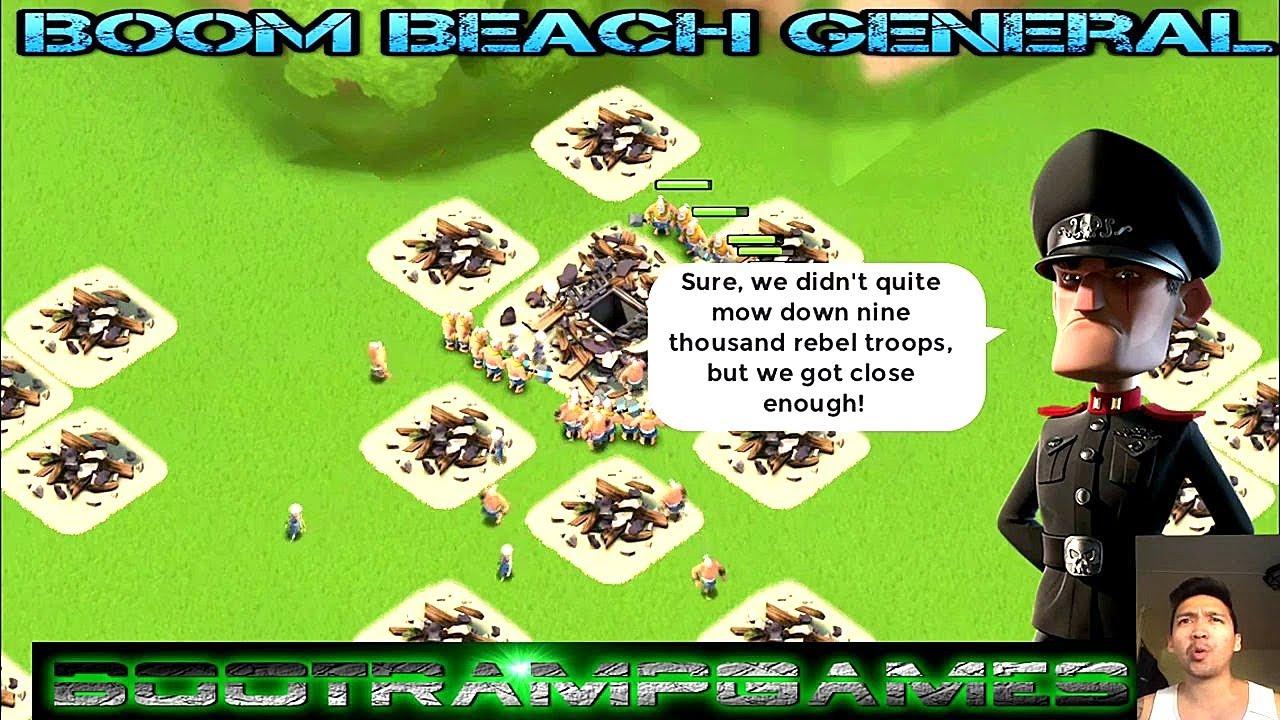 Lt. Hammerman - Boom Beach - a