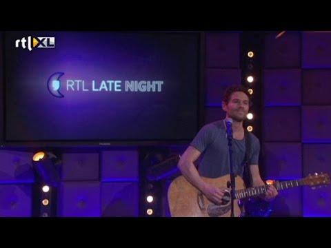 Toegift van Mark Wilkinson - RTL LATE NIGHT