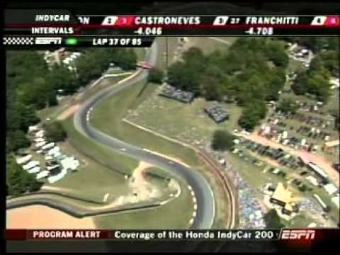 2007 IndyCar The Honda 200 at Mid-Ohio