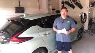 Episode 8 - A 2-month review of my 2018 Nissan Leaf!