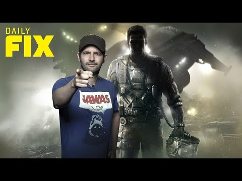 Call of Duty: Infinite Warfare Trailer and Release Date Revealed - IGN Daily Fix