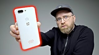 OnePlus 5T Limited Edition Unboxing + Easter Egg