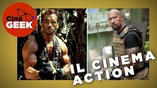 Il Cinema Action - Da Schwarzenegger a The Rock - #CineGeek