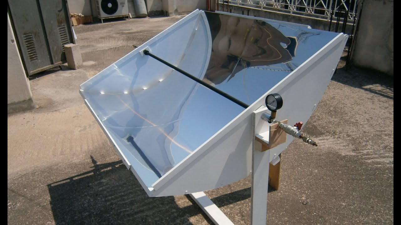 Solar Powered Steam Generator Solar Steam Power