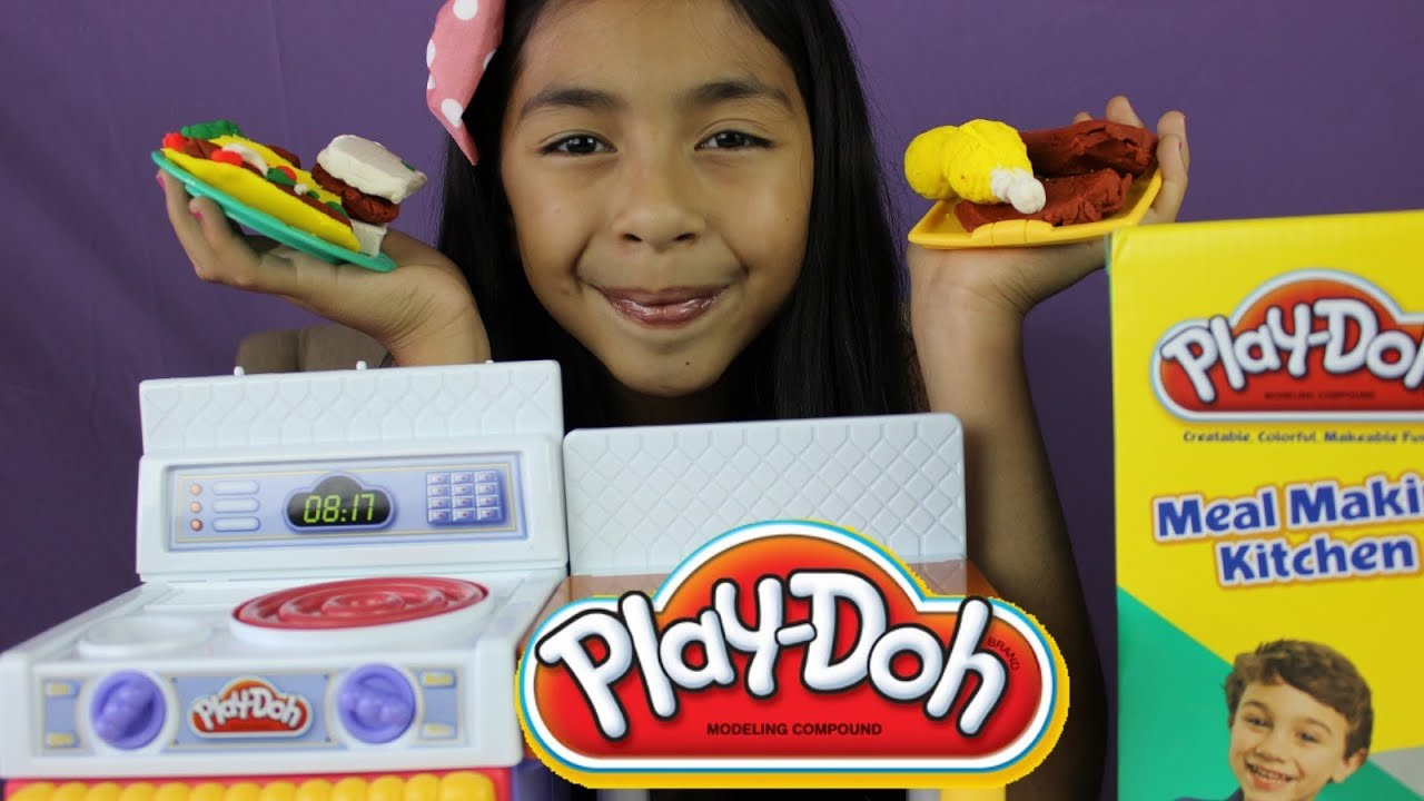 play doh meal makin kitchen play doh review play b2cutecupcakes youtube. Black Bedroom Furniture Sets. Home Design Ideas