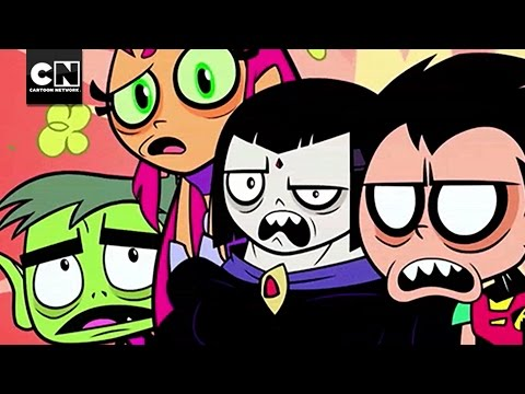 Rotting Brains I Teen Titans Go! I Cartoon Network video