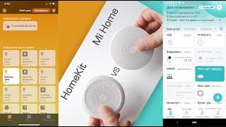 Умный дом Apple HomeKit. Шлюз Aqara Hub и работа его с HomeKit и MiHome
