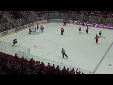 Контрольный матч. Оцеларжи – Сочи – 3:1 / Ocelari Trinec – HC Sochi – 3:1