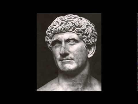 The Face of Mark Antony (Photoshop Reconstruction)