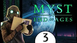 Let's Play Myst V End of Ages - Episode 3: Scouring the Stars
