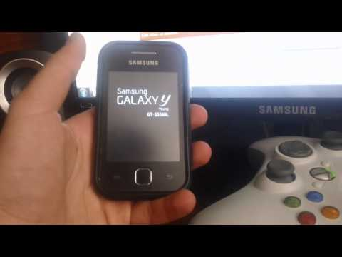 Samsung Galaxy Y (young) Root
