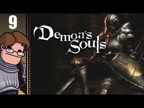 Let's Play Demon's Souls: Four Years Later Part 9 - Shrine of Storms