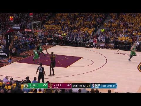 2nd Quarter, One Box Video: Cleveland Cavaliers vs. Boston Celtics