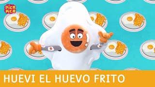 Pica-Pica - Huevi El Huevo Frito (Videoclip Oficial)