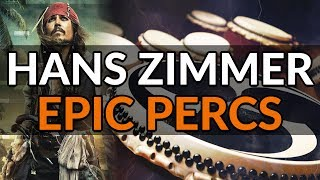 How Hans Zimmer Writes Huge Orchestral Percussion in 5 Minutes