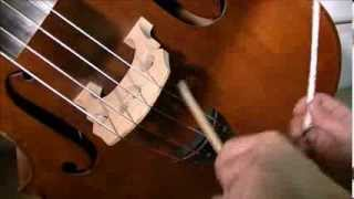 White Christmas - Double Bass Solo