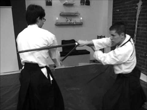 Ogawa Ryu Kenjutsu Students November Training Image 1