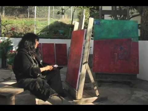 The Art Of Zohreh Partovi video