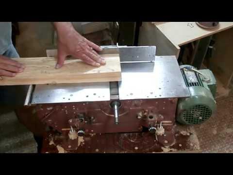 Возможности бытового деревообрабатывающего станка. Machine according tree.